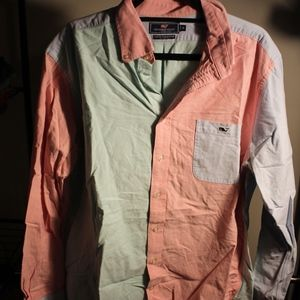 Men's Vineyard Vines Party Shirt